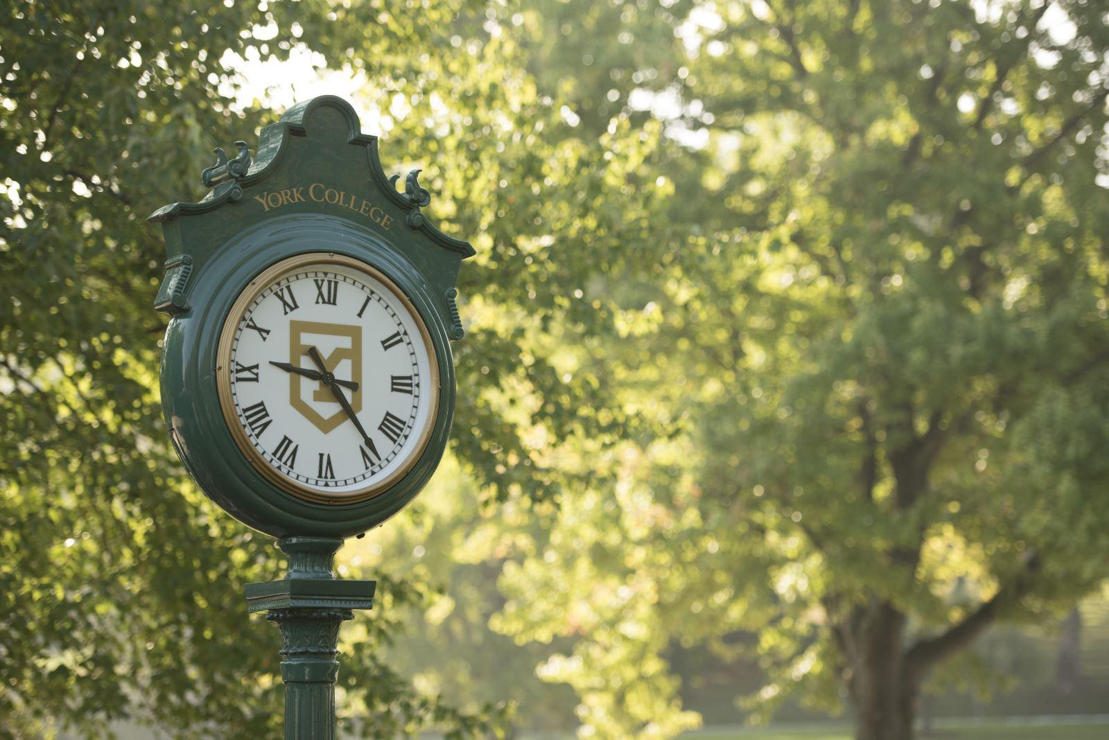 YCP Clock